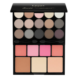 NYX Butt Naked Eyes Makeup Palette | HODIVA SHOP