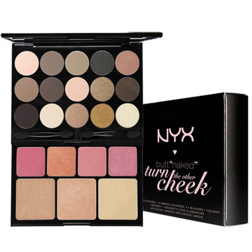 NYX Butt Naked - Turn the Other Cheek - Neutral Tones | HODIVA SHOP