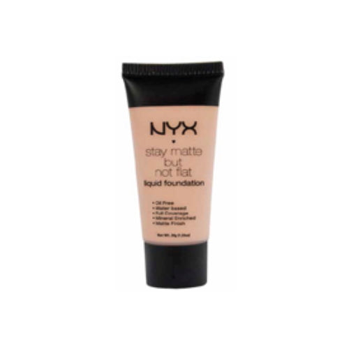 NYX Stay Matte But Not Flat Liquid Foundation | HODIVA SHOP
