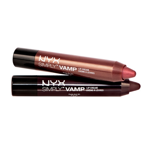 NYX Simply Vamp Lip Cream | HODIVA SHOP