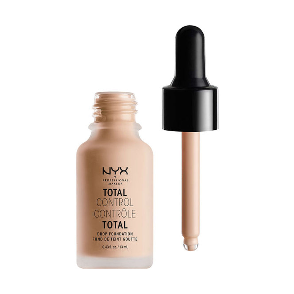 NYX Total Control Drop Foundation | HODIVA SHOP