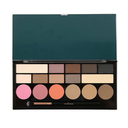 PROFUSION Glamour 16 Color Face & Eyes Palette