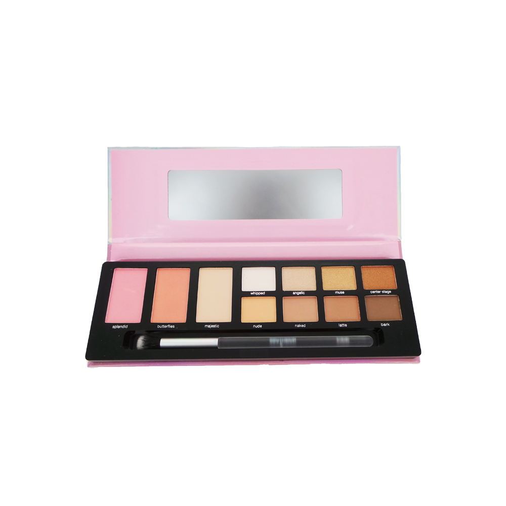 PROFUSION Metallized Eye & Cheek Palette - Nude | HODIVA SHOP