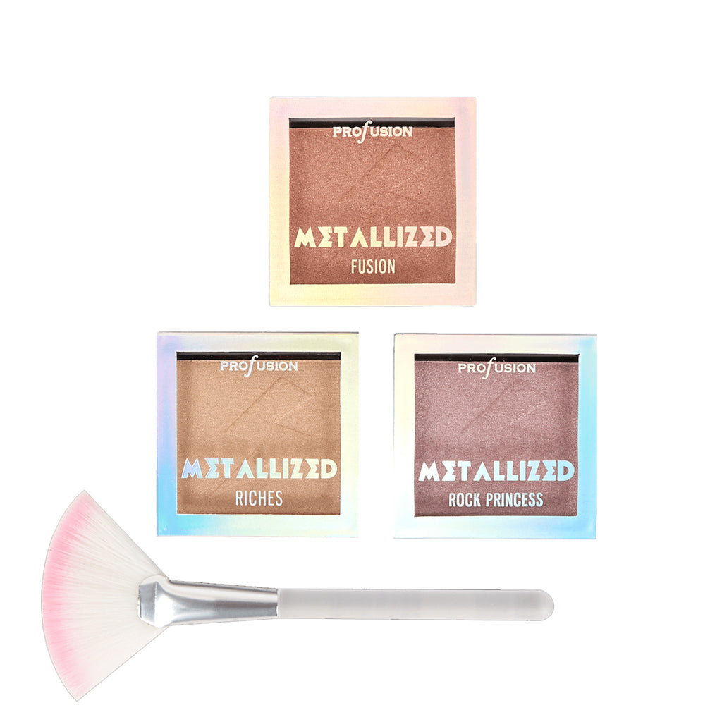 PROFUSION Metallized Hypnotic Highlight Set