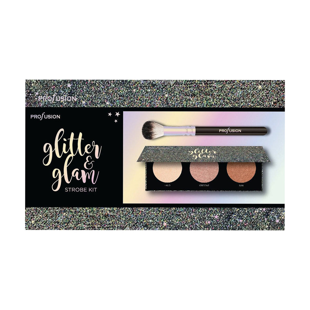 PROFUSION Glitter & Glam Strobe Kit | HODIVA SHOP