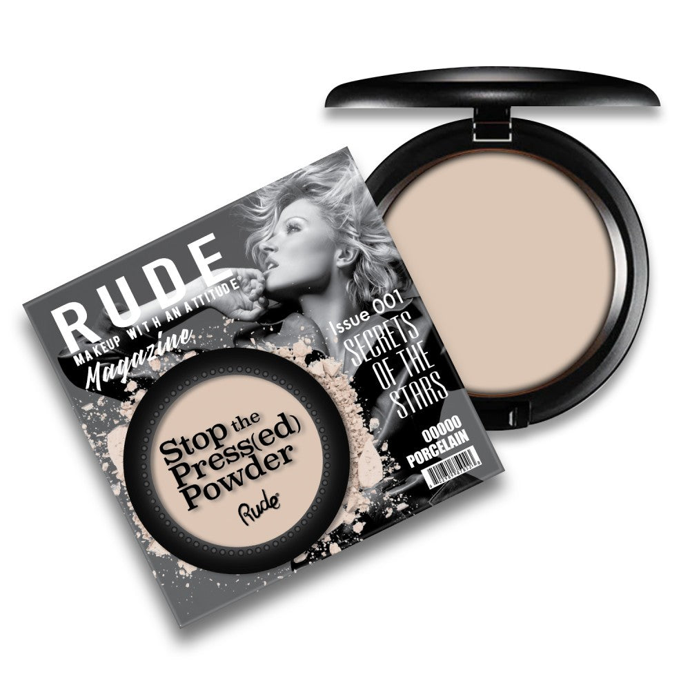 RUDE® Stop the Press(ed) Powder