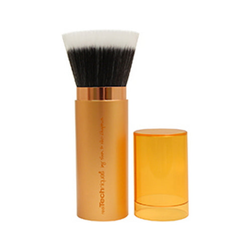Real Techniques Retractable Bronzer Brush - Copper | HODIVA SHOP