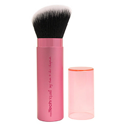 Real Techniques Retractable Kabuki Brush - Pink