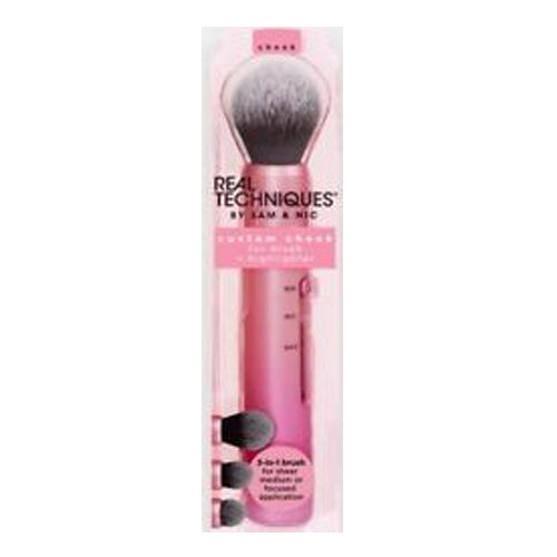 REAL TECHNIQUES Custom Cheek Brush | HODIVA SHOP