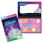 RUDE® City of Dreamy Lights - 15 Dreamy Pastel Pigment & Eyeshadow Palette | HODIVA SHOP