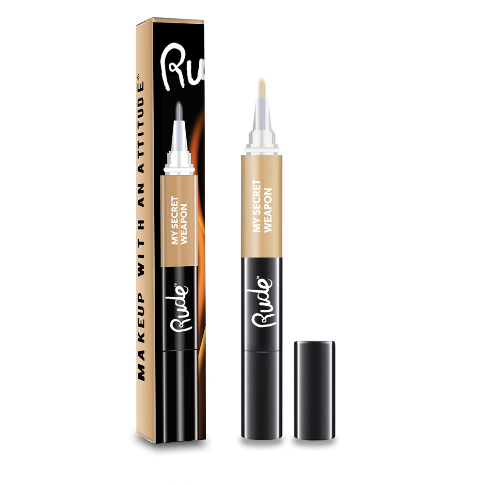 RUDE® My Secret Weapon Prep / Prime Highlighter | HODIVA SHOP