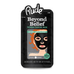 RUDE Beyond Belief מסכת פחם מטהרת | HODIVA SHOP
