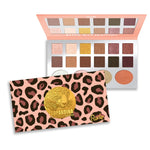 RUDE® Leopardina 12 Eyeshadows + 4 Highlighters | HODIVA SHOP
