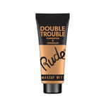 RUDE® Double Trouble Foundation + Concealer | HODIVA SHOP