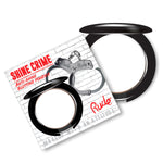 RUDE Shine Crime Anti-Shine Blotting Powder - Translucent