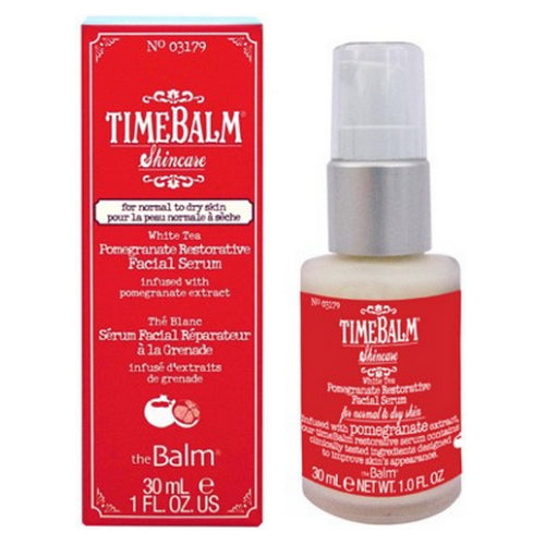 theBalm Pomegranate Restorative Facial Serum - For Normal To Dry Skin