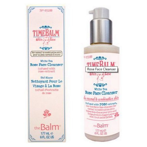 theBalm Rose Face Cleanser - For Normal to Oily Skin | HODIVA SHOP