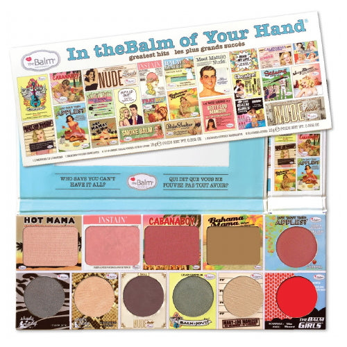 theBalm In theBalm of Your Hand - Greatest Hits Vol. 1 | HODIVA SHOP
