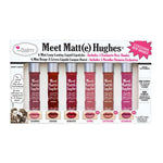 theBalm Meet Matte Hughes Set of 6 Mini Long-Lasting Liquid Lipsticks Volume 3 | HODIVA SHOP