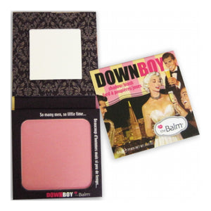 theBalm Down Boy Shadow Blush - Matte Baby Pink | HODIVA SHOP