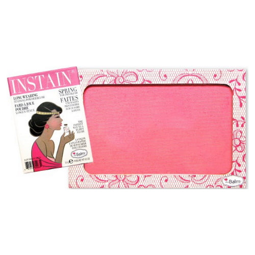 theBalm Instain Long-Wearing Powder Staining Blush | HODIVA SHOP