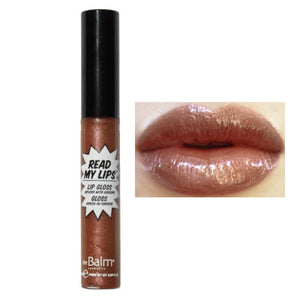 theBalm Read My Lips Lip Gloss | HODIVA SHOP