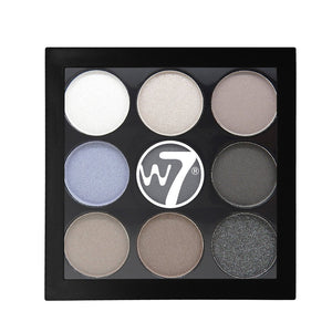 W7 The Naughty Nine Eyeshadow Collection | HODIVA SHOP