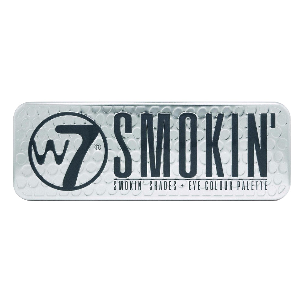 W7 Smokin' Shades Eye Colour Palette | HODIVA SHOP