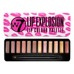 W7 Lip Explosion Lip Colour Palette