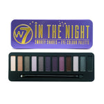 W7 In The Night Smokey Shades Eye Colour Palette | HODIVA SHOP