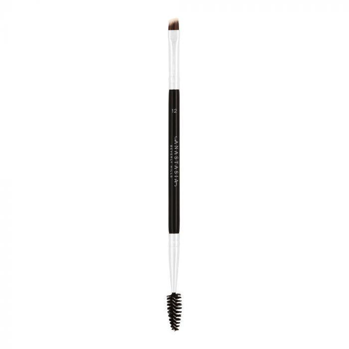 Anastasia Beverly Hills BRUSH 12 - Dual-Ended Firm Angled Brush | HODIVA LUX