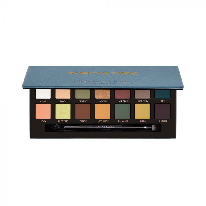 Anastasia Beverly Hills Subculture Eye Shadow Palette | HODIVA LUX