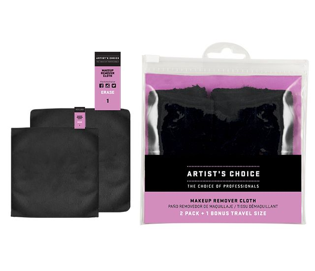 Artist Choice Makeup Remover Cloth | HODIVA LUX