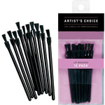 Artist Choice Disposable Lip Brushes 50 Pack | HODIVA LUX