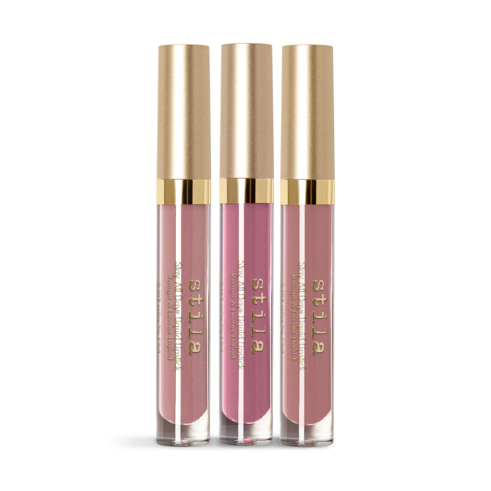 Stila Bare It All Lipstick Set | HODIVA LUX