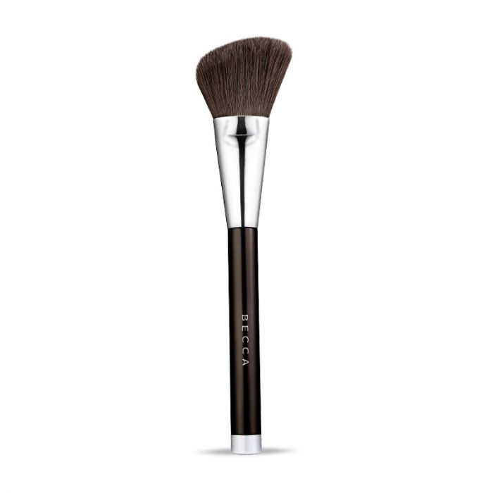 Becca Angled Highlighter Brush | HODIVA LUX