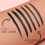Huda Beauty Life Liner Duo Pencil & Liquid Eyeliner | HODIVA LUX