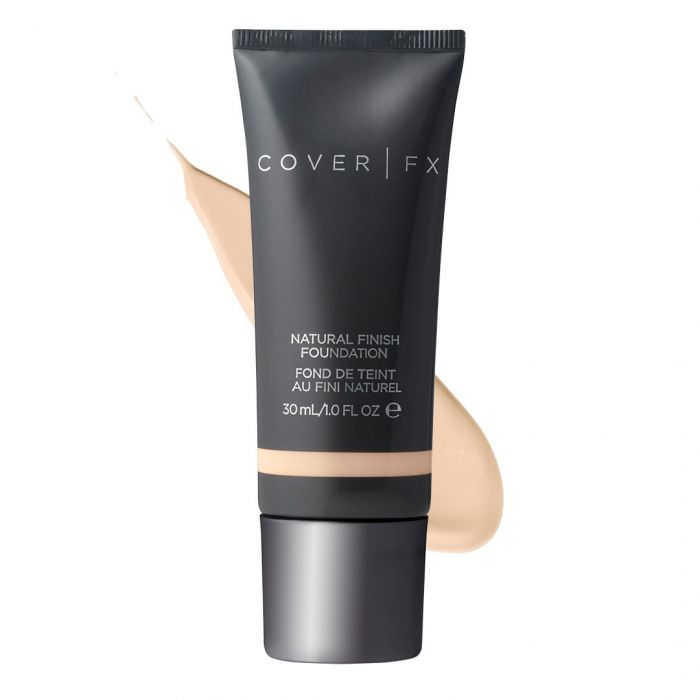 Cover FX Natural Finish Foundation | HODIVA LUX