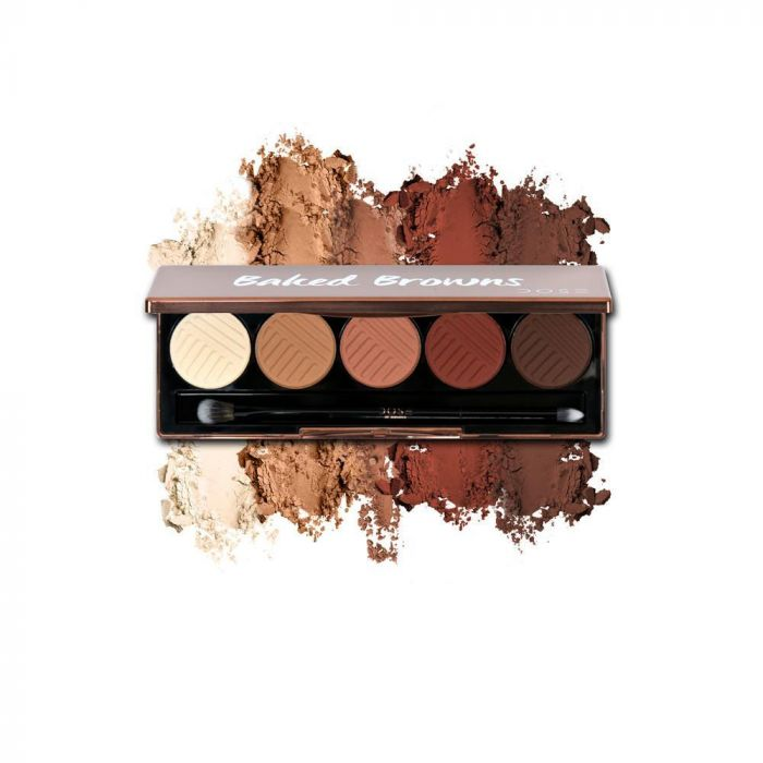 Dose Of Colors Baked Browns Palette | HODIVA LUX