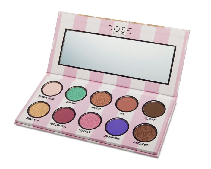 Dose Of Colors EyesCream Palette | HODIVA LUX