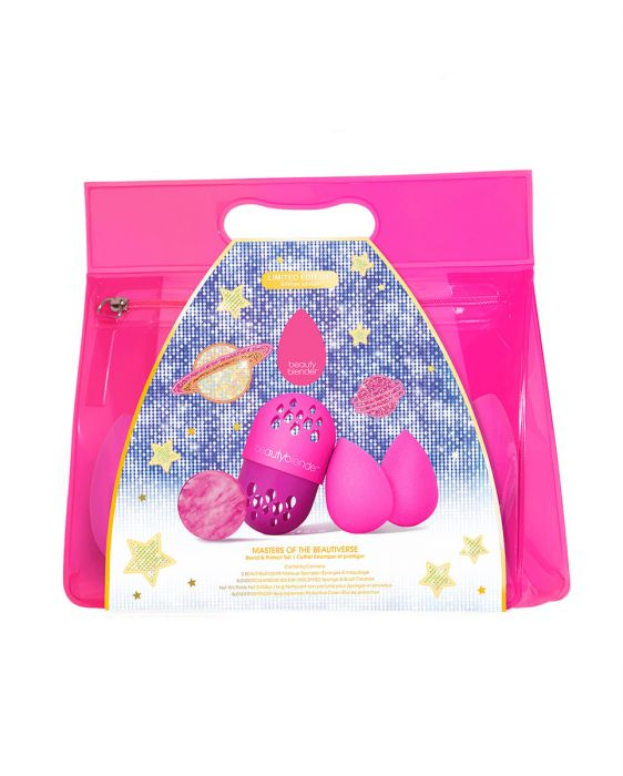 beautyblender® MASTERS OF THE BEAUTIVERSE Blend & Protect Set | HODIVA LUX