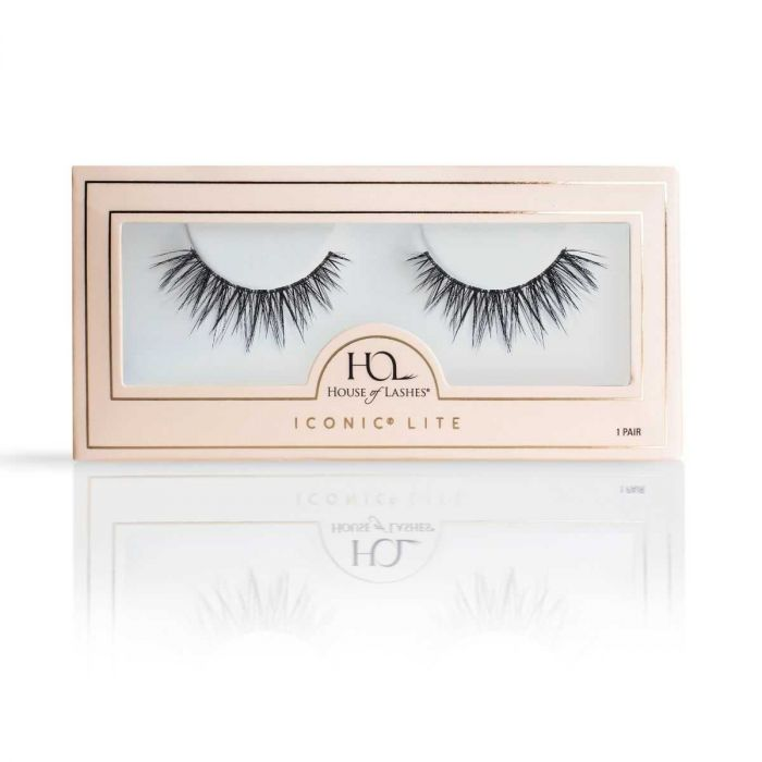 House of Lashes Lite Collection Iconic Lite | HODIVA LUX