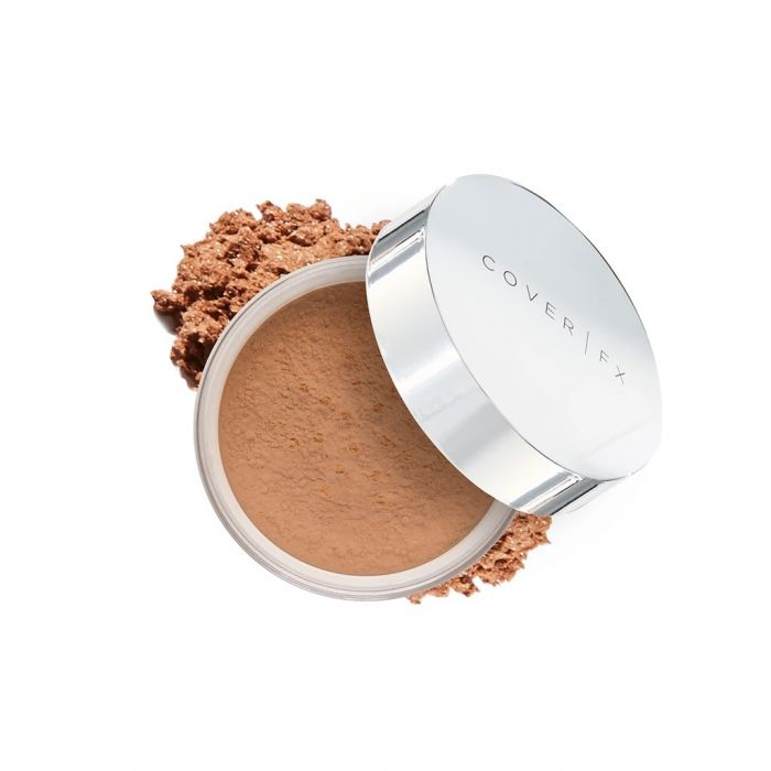 Cover FX Illuminating Setting Powder - Deep | HODIVA LUX
