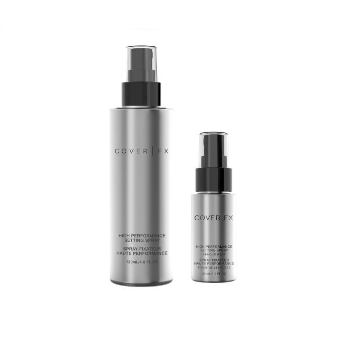 Cover FX High Performance Setting Spray Duo | HODIVA LUX