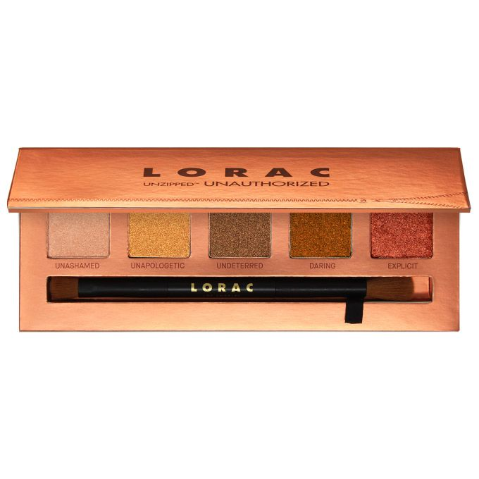 LORAC Unzipped Unauthorized Eye Shadow Palette | HODIVA LUX