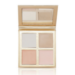 Jouer Lucky & luminous Creme Highlighter Palette | HODIVA LUX