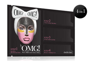 DOUBLE DARE 4 in 1 Kit Zone System Mask | HODIVA SHOP
