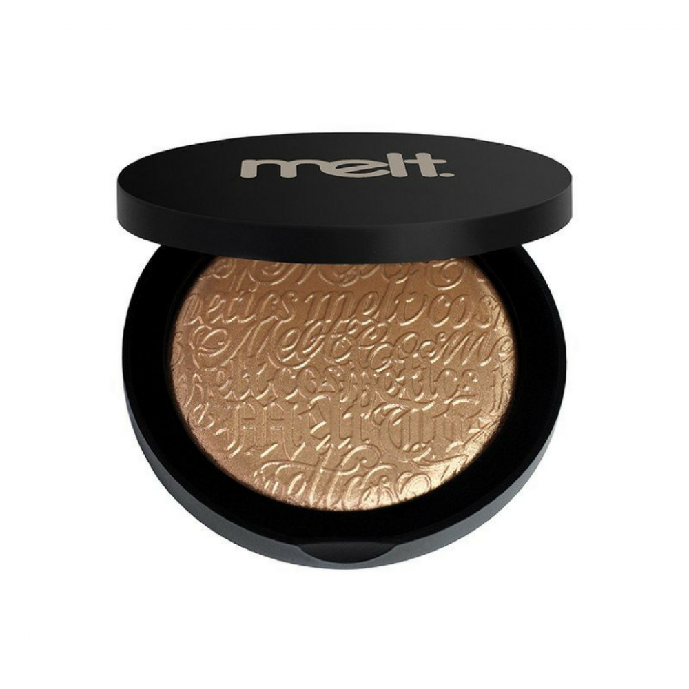 Melt Cosmetics Digital Dust Highlight Gold Ore | HODIVA LUX