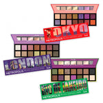 RUDE® Metropolis 14 Color Eyeshadow Palette | HODIVA SHOP