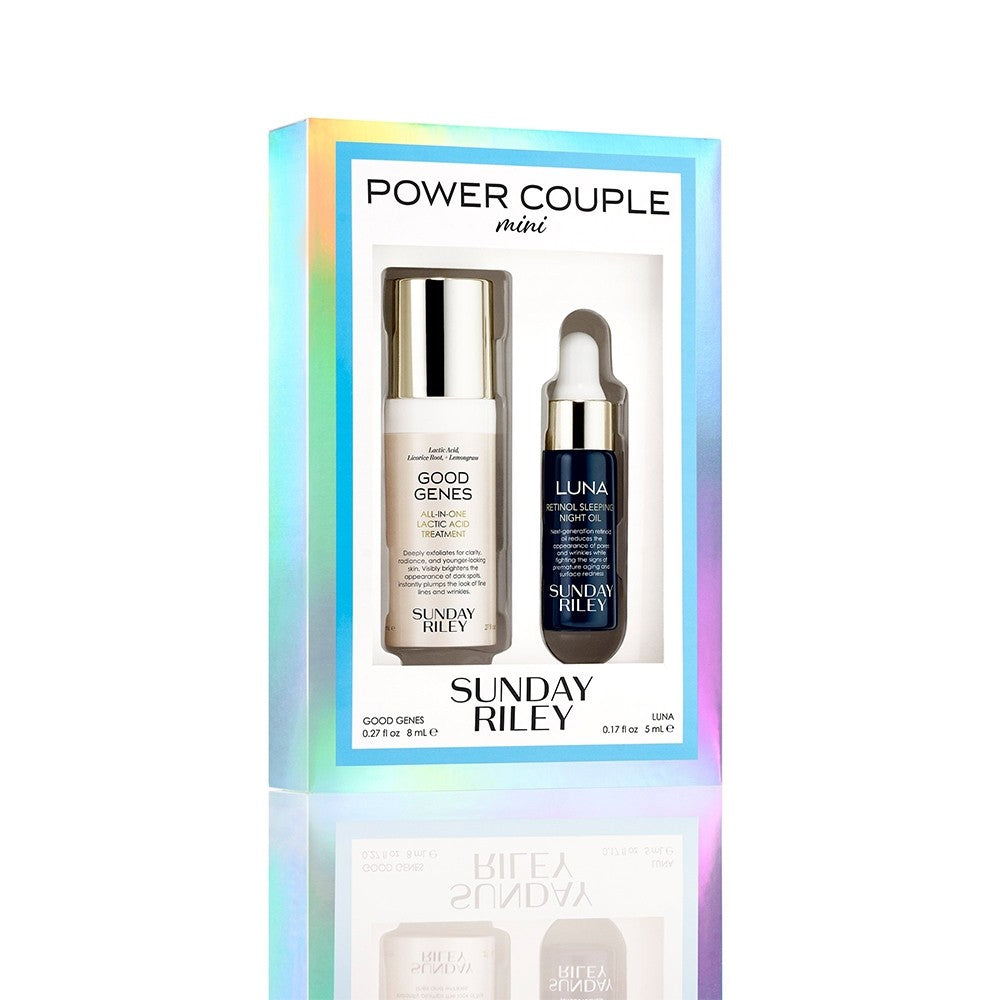 Sunday Riley Mini Power Couple | HODIVA LUX